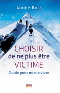 Janine-Ross-Livres-magazines--Choisir-plus-Victime.Vig