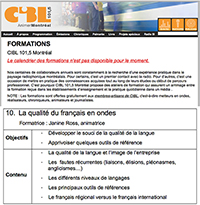 Janine-Ross-conferences-ateliers-Formation-francais-CIBL Vig